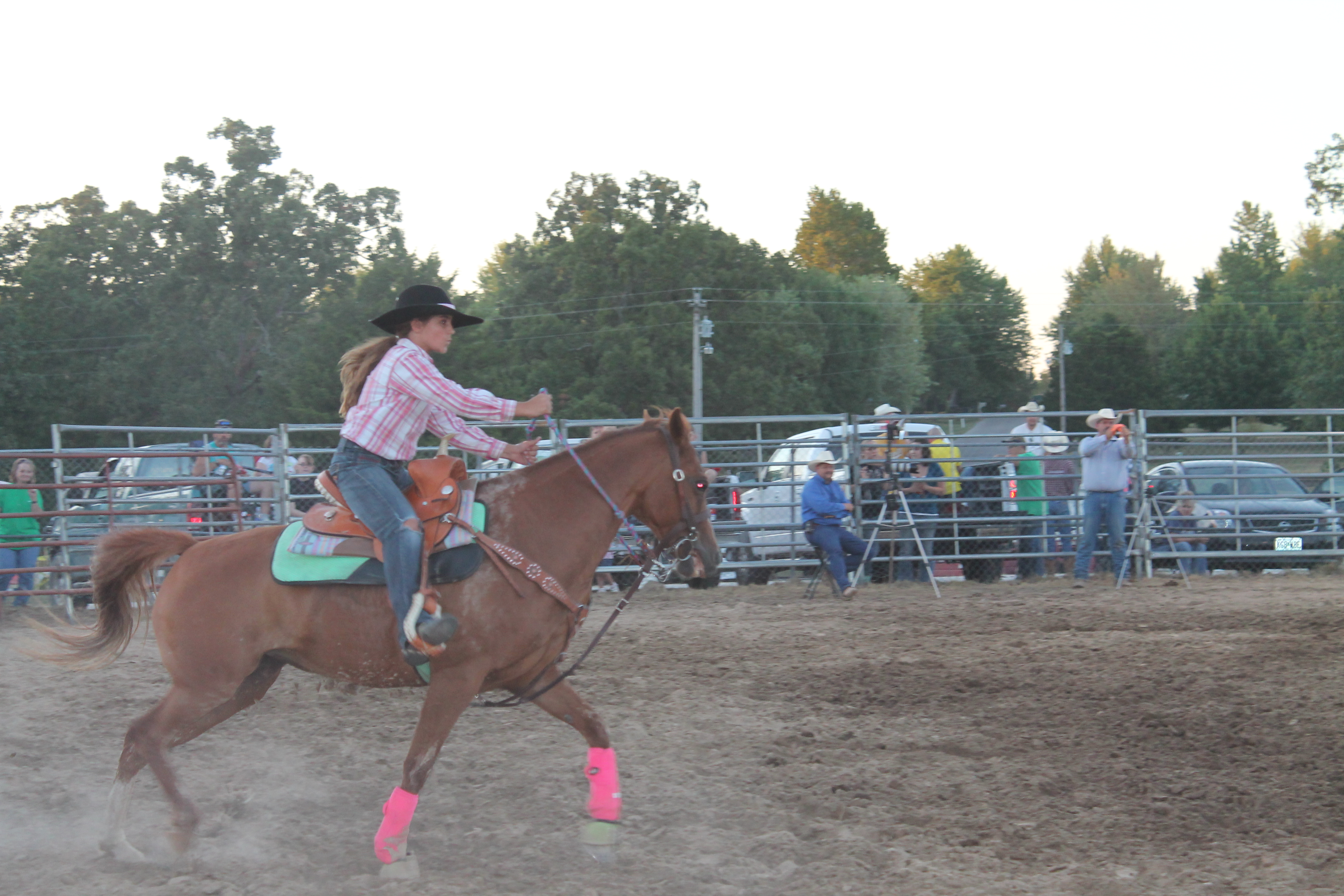 Rodeo in Pulaski County USA